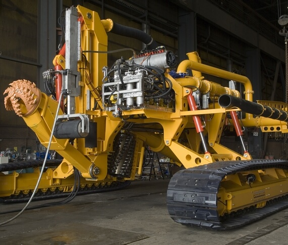 Arthropod subsea trencher - 7 months lead time