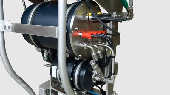 Custom made subsea hydraulic power units