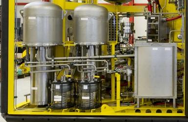 Flintstone subsea hydraulic power unit