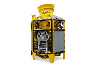 Joseph plateau rock dumping ROV - for precision subsea rock installation