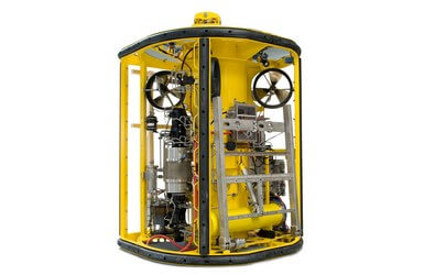 La Boudeuse ROV system with high level subsea dynamic positioning Temporary