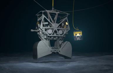 Motion compensation system for ROV grab