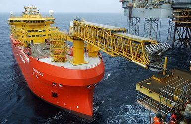 OAS II -Extensive offshore simulations on heave compensated gangway