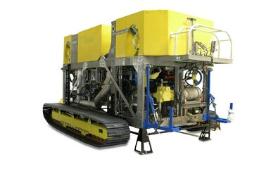 Oceanjet 900 - Subsea cable trencher