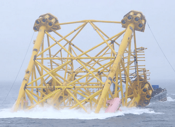 Offshore and subsea installation simulations