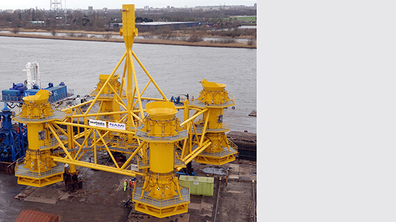 Offshore and subsea installation tools and equipment
