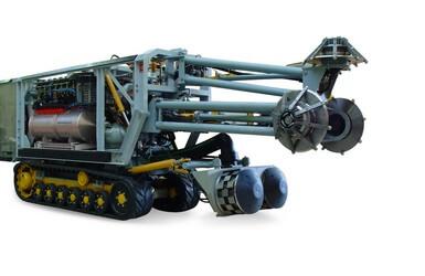 ROCM - with single 140 kW SHPU