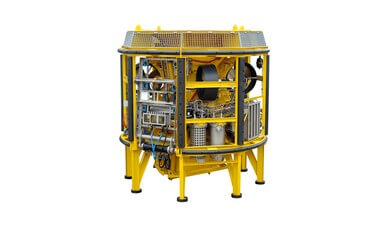 ROV 6 with high level subsea positioning system