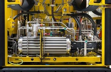 ROV Hydraulics
