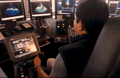 ROV simulator Rockpiper ROV