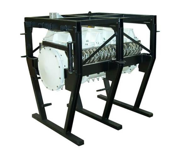 Rugged offshore installation instrumentation