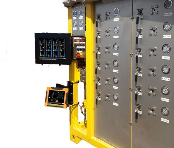Short lead times on subsea monitoring and control systems