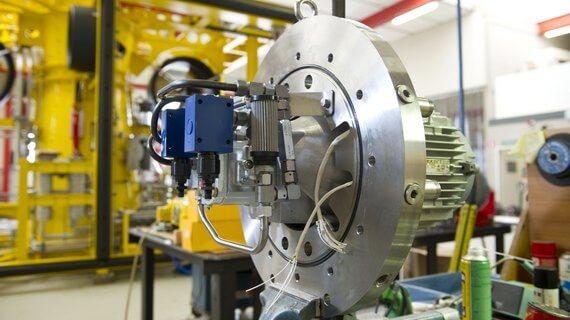 Subsea HPU maintenance and repair