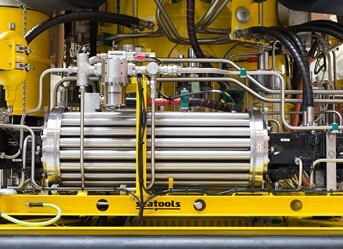 Subsea hydraulic systems