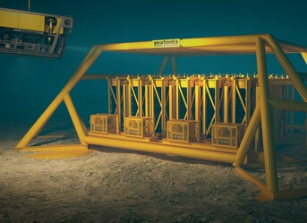 Subsea compensators and reservoirs