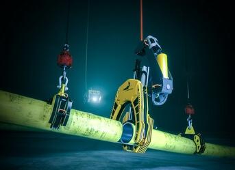 Subsea cutting