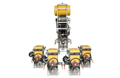 Tunnel Segment Measurement - underwater monitoring system