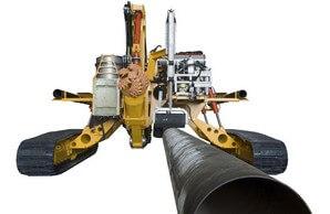 "August 2006 – Pipeline trencher ""Arthropod 600"" – MRTS"