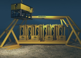 Subsea storage technology