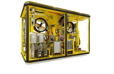 ROV Control System flintstone