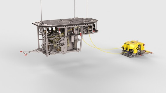 AUV and ROV manufacturer - bespoke solutions