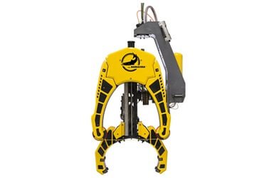 Barracuda subsea saw - diamond wire saw system