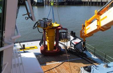 Basic subsea excavator