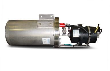 Battery powered subsea hydraulic power unit (HPU)
