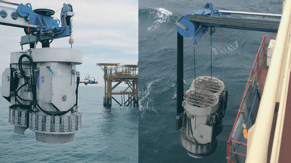 Carrera 4 subsea excavation system