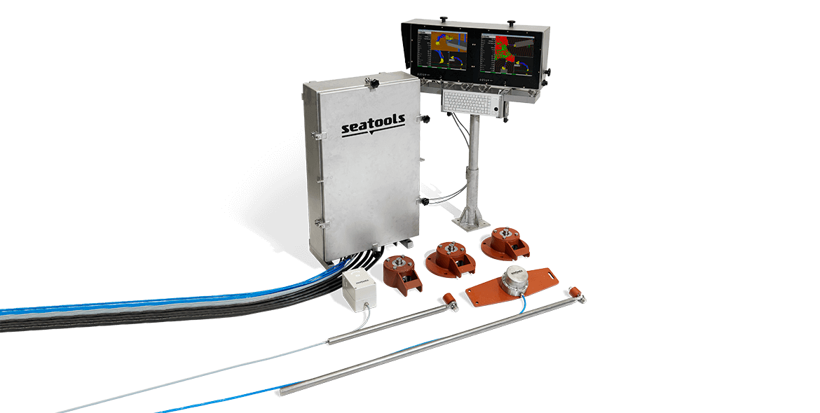 DipMate Pro dredging monitoring and control system