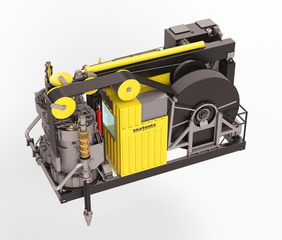 Innovative, fit-for-purpose mass flow excavators