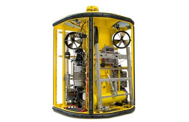 La Boudeuse fall pipe ROV system