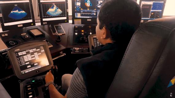 One stop shop ROV supplier includes delivery of ROV simulators