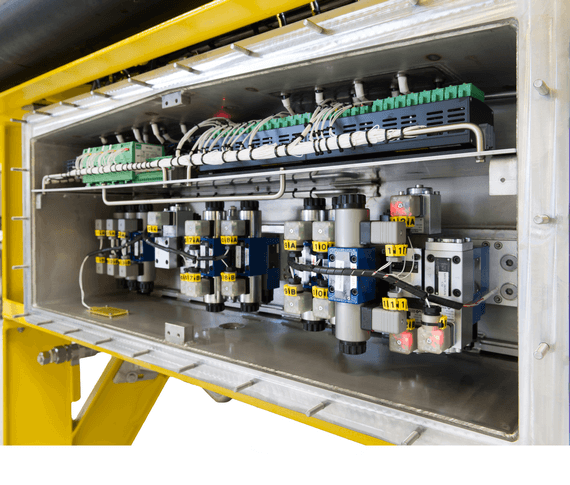 Pre-optimized subsea hydraulic control systems