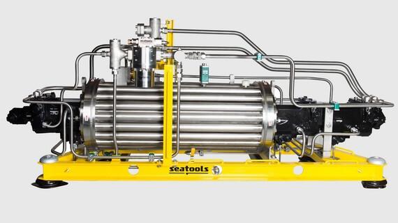 ROV hydraulic power unit