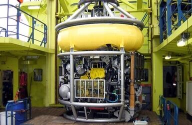 Subsea HPU for inspection ROV ROHPII