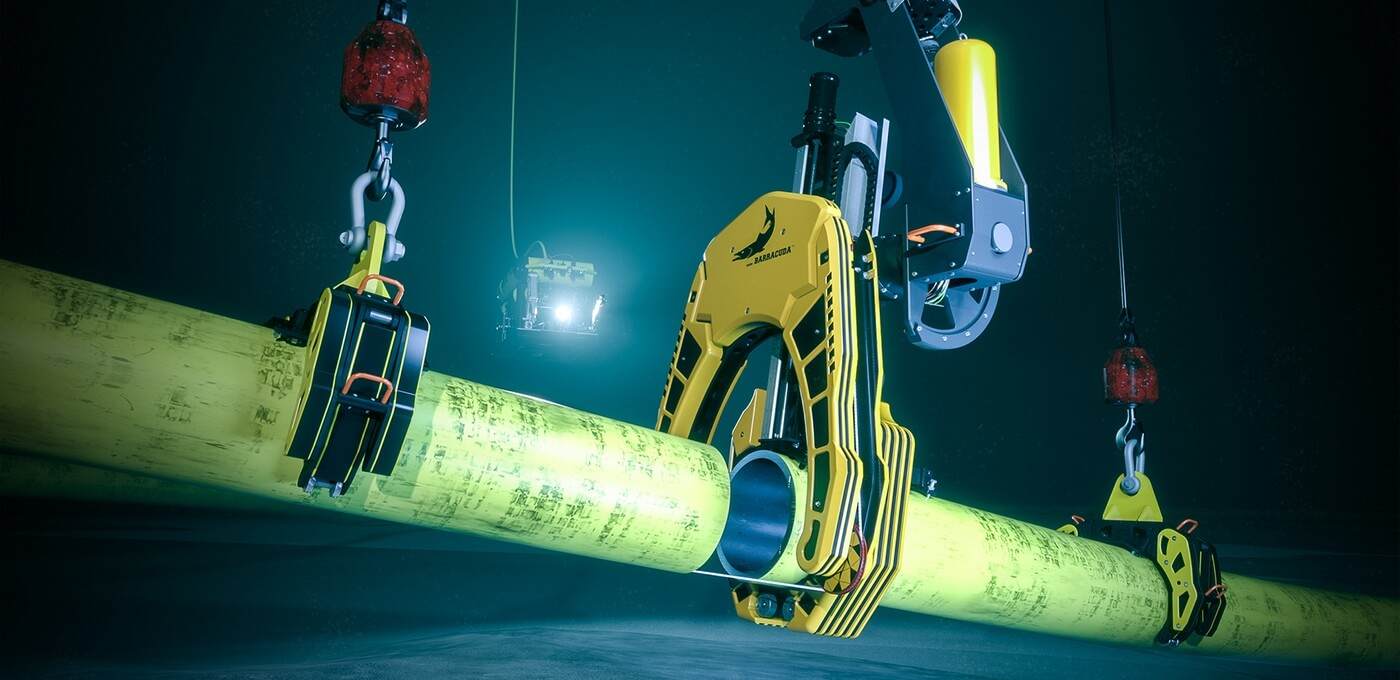 Subsea Cutting - Controls and equipment - Seatools