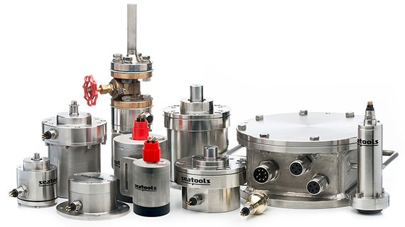 Subsea electronic components