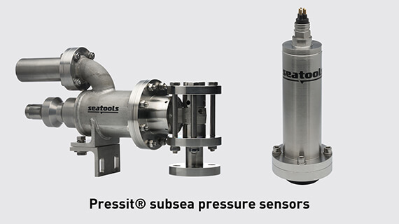 Subsea pressure measurement