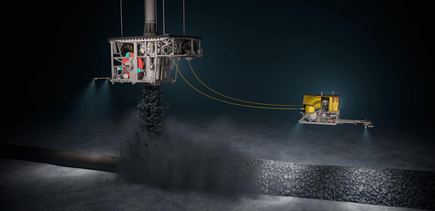 Subsea Rock Installation