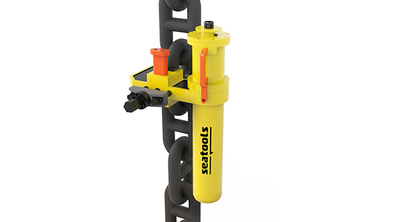 Subsea structural monitoring solution - rugged subsea instrumentation