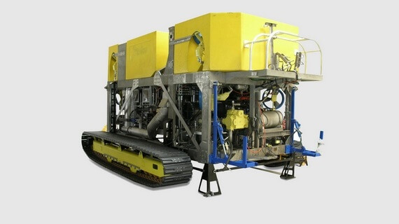 Subsea jet trencher upgrade