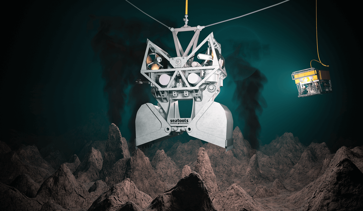 GES for deep sea mining