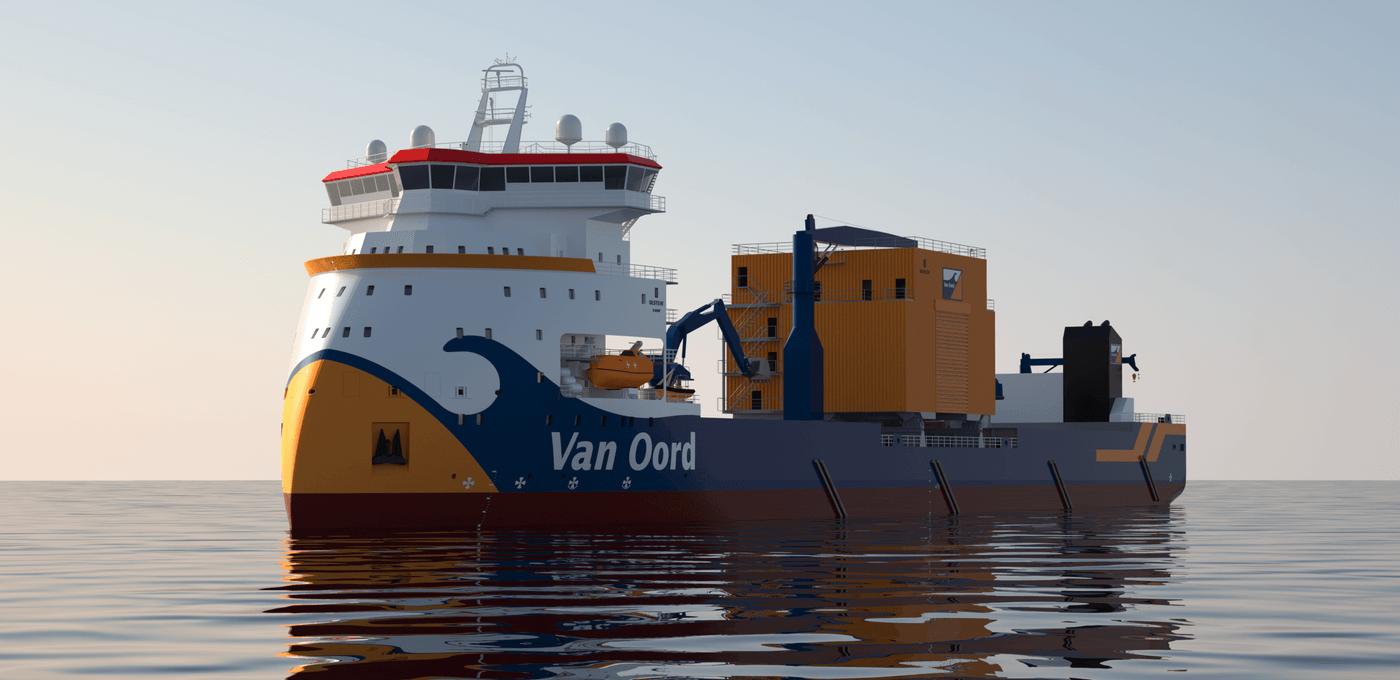 Van Oord awards Seatools with ROV contract