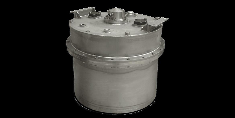 Heavy-duty series subsea compensators