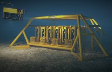Subsea chemical storage