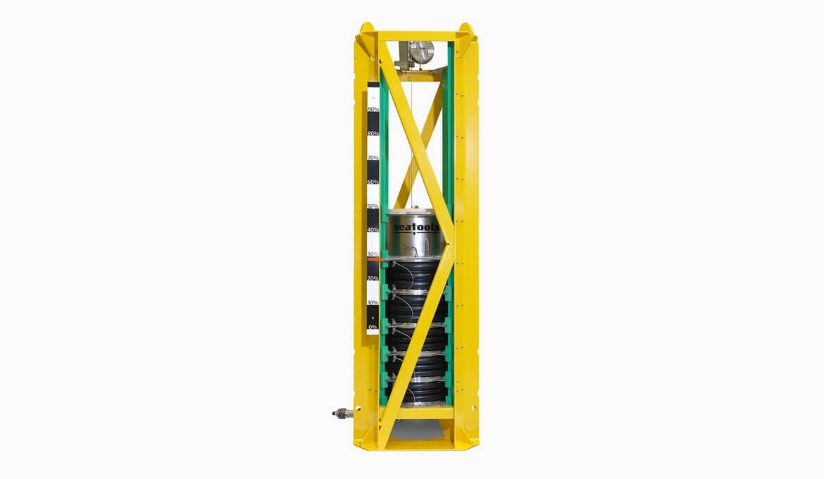 Subsea storage unit – successfully qualified