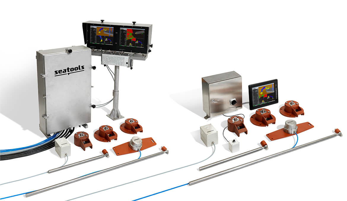 New DipMate dredging automation systems