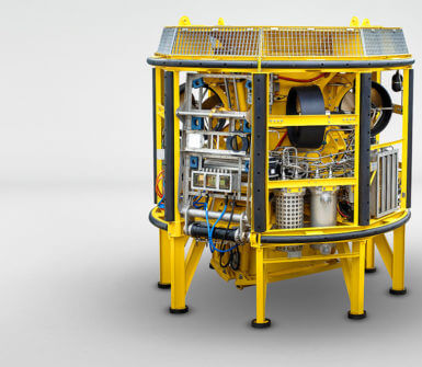 Remotely operated verhicle manufacturer Seatools