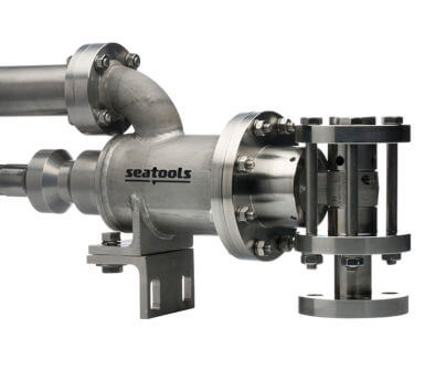 Underwater pressure transducer